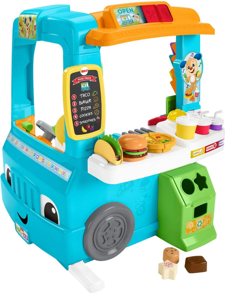 Fisher Price Food-Truck