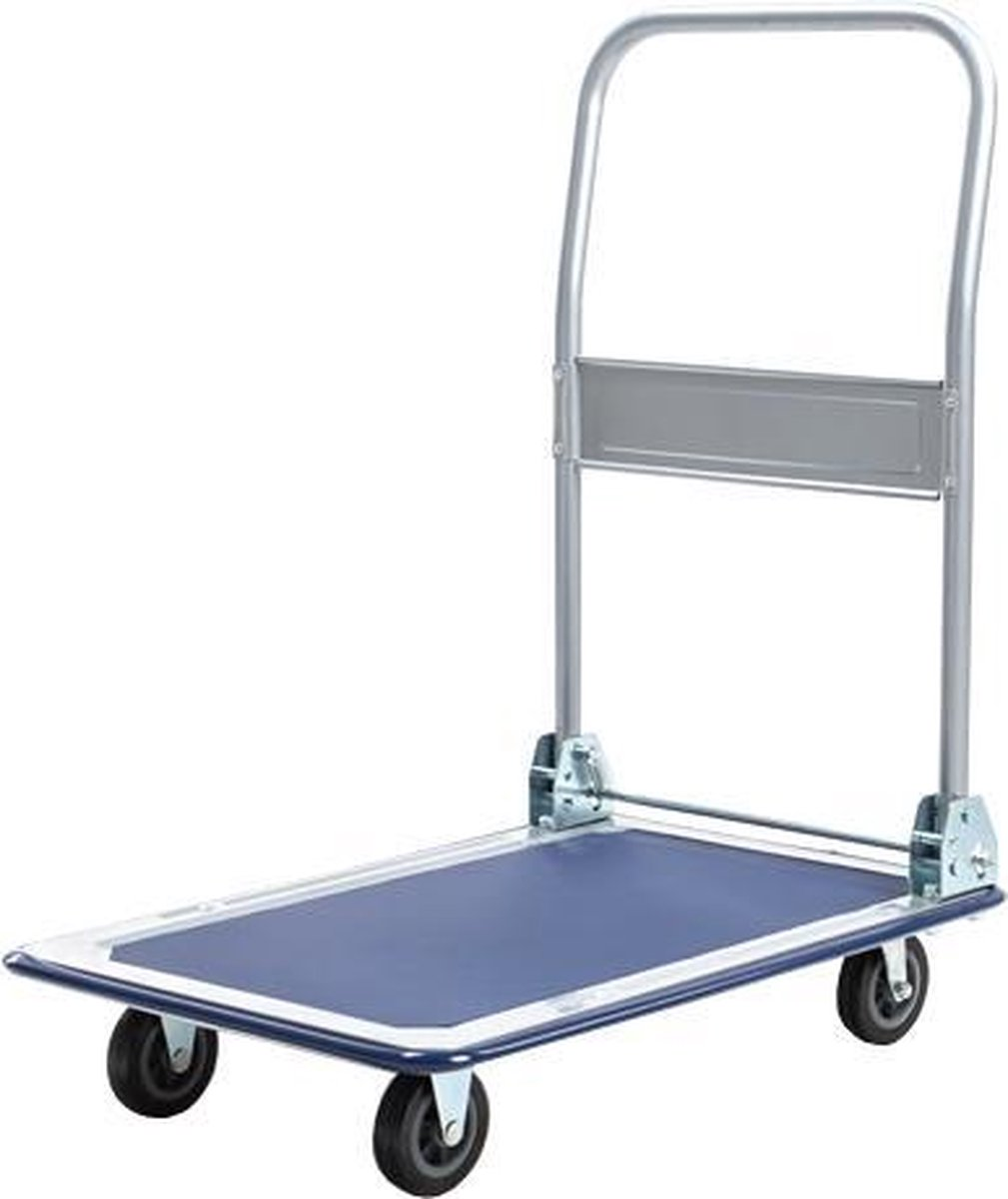 Transportwagen capaciteit 150 kg opvouwbaar