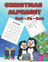 Christmas Alphabet Dot-To-Dot