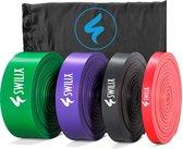 Swilix ® Weerstandsbanden Set - Fitness Elastiek