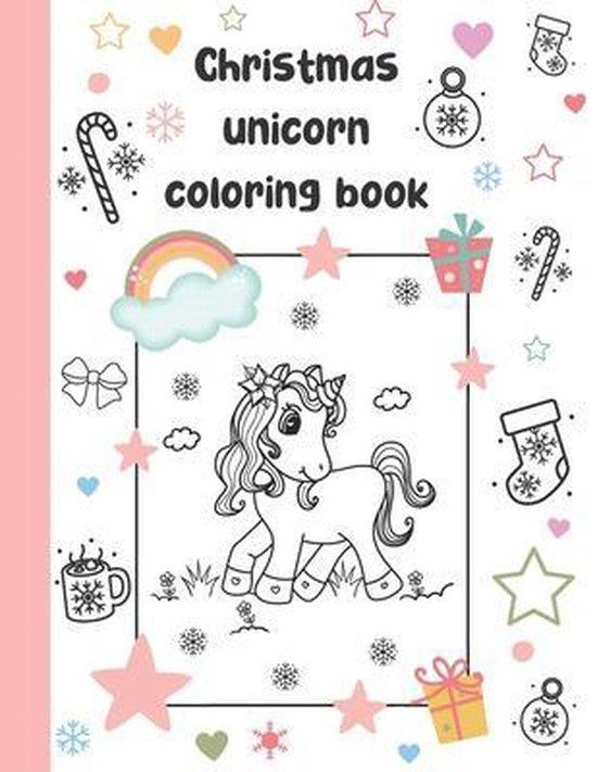 Unicorn Coloring Book: