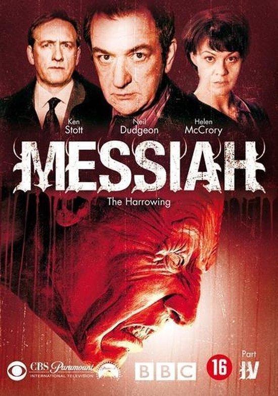 Cover van de film 'Messiah - The Harrowing'