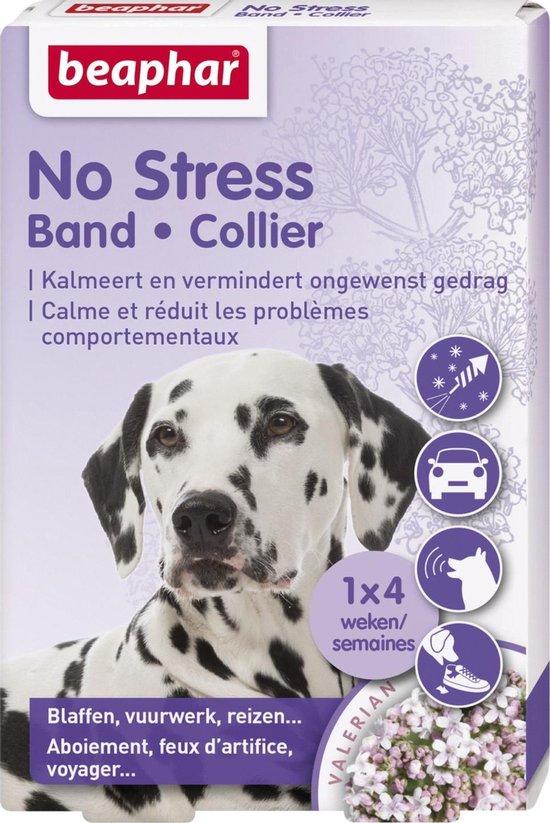 Beaphar No Stress Band Hond - Anti Stressmiddel