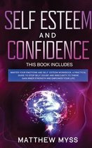 Self Esteem and Confidence: This book includes