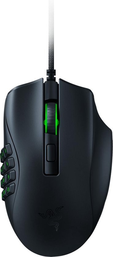 Razer Naga X Gaming Muis - 18000 DPI