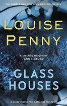 Omslag Glass Houses