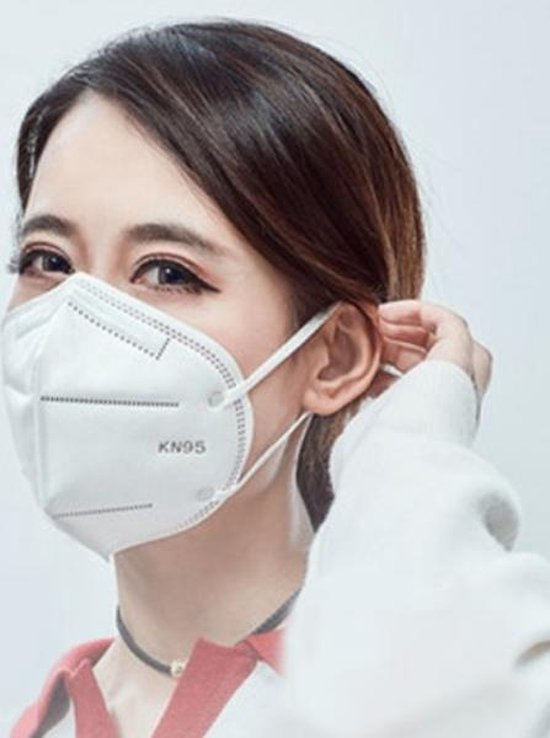 FFP2 (KN-95) Atrium | 50 stuks | FFP2 Medisch Mondkap | Medische Mondkapjes FFP2| Medisch Mondmasker FFP2 | Medische FFP2 Mondmaskers | Medical Face Masks |Gratis 1 Sterillium med 100 ml