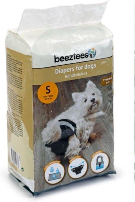 Beeztees Hondenluier - Zwart - S - 20ST - Beeztees