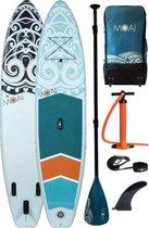MOAI - 11'0 - Allround supboard - Opblaasbare supboard - SUPboard - Standup Paddleboard