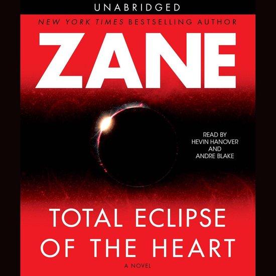 Boek cover Total Eclipse of the Heart van Zane (Onbekend)