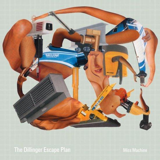 Miss Machine - US import - coloured vinyl