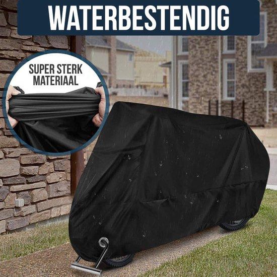 Strex Fietshoes Universeel voor alle Fietsen - Waterdicht 210D Oxford - Fiets Hoes voor 1/2 Fietsen -  Incl. Opbergzak