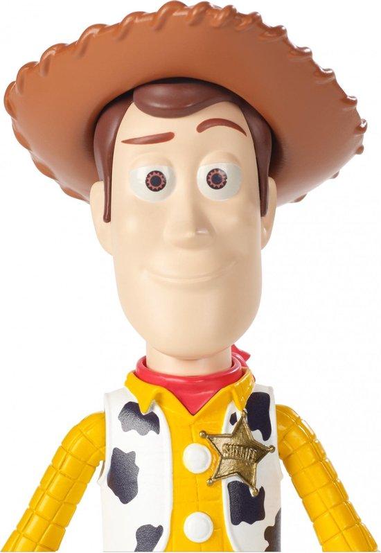 Toy Story 4 Woody van 18 cm - Speelfiguur