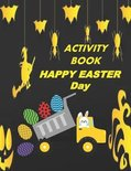 Activity Book Happy Easter Day