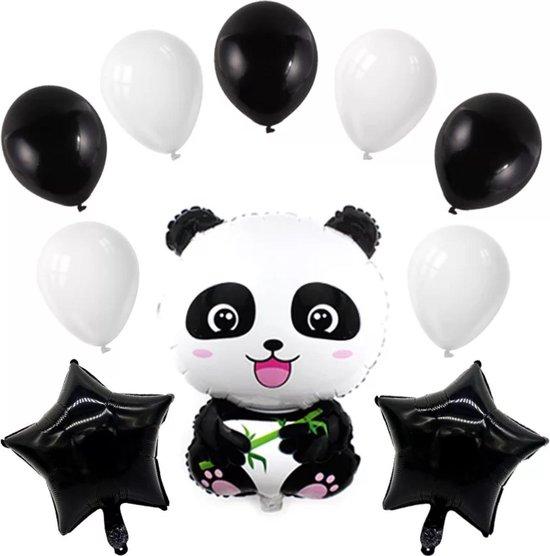 Panda ballon - Kinderfeestje - Verjaardagsfeest - Verjaardagfeest - ballonnen pakket - Kinderfeestje pakket - Panda ballonnen pakket - Dieren ballon