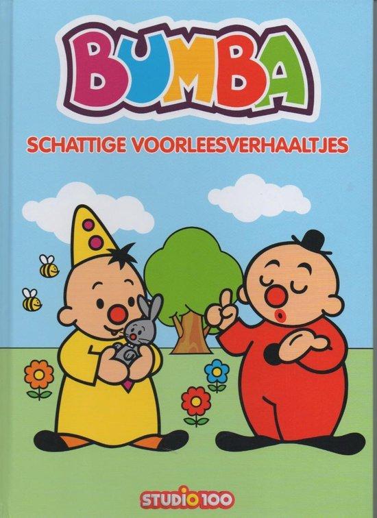 Boek cover Bumba - Schattige voorleesverhaaltjes van  (Hardcover)