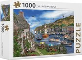 Rebo Productions Legpuzzel Village Harbour 1000 Stukjes