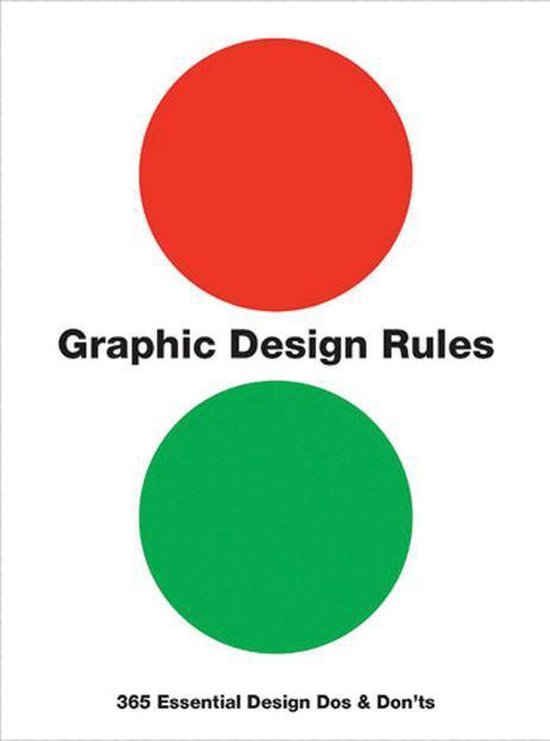 Boek cover Graphic Design Rules van Peter Dawson (Onbekend)