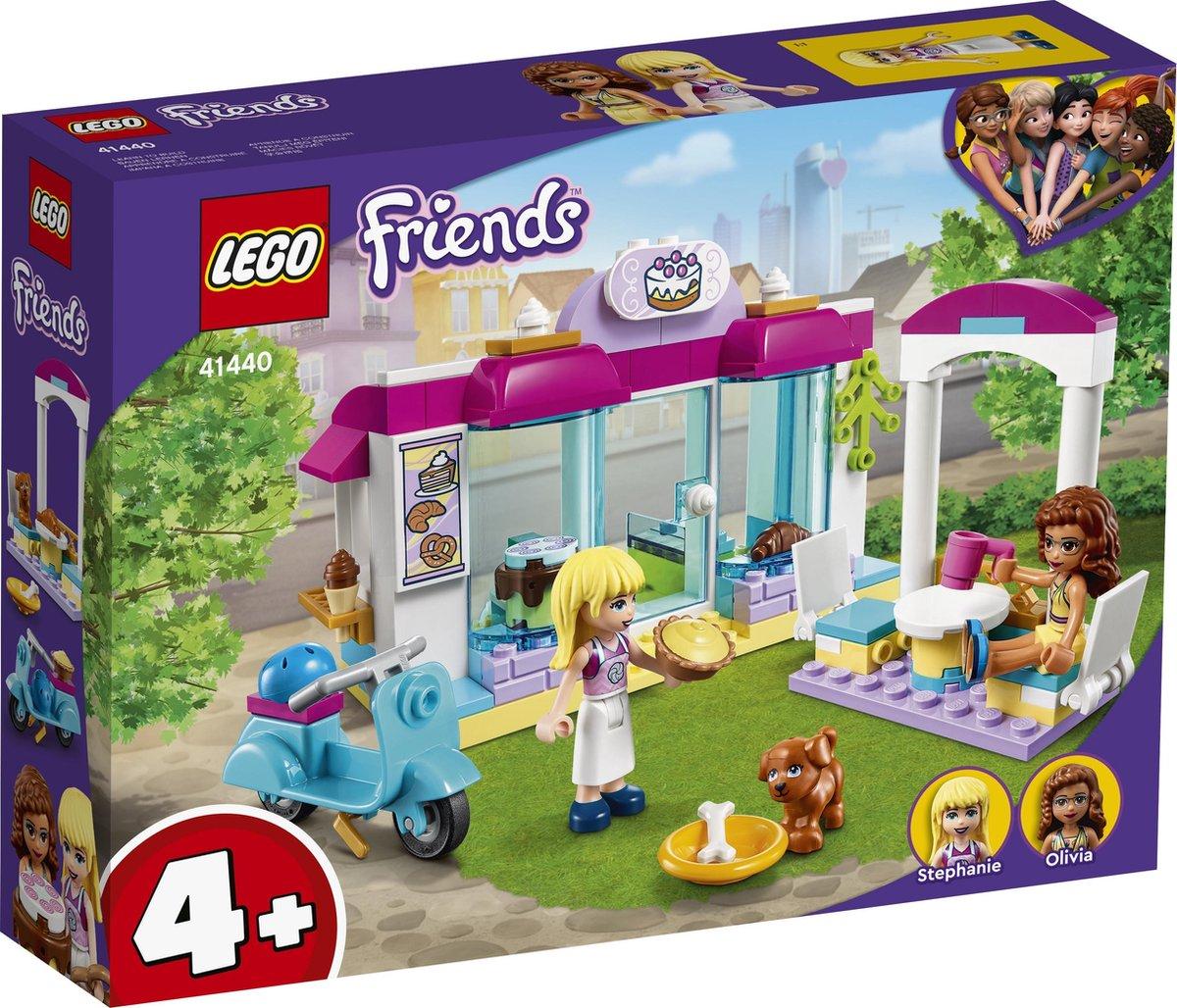41440 LEGO Friends Heartlake City Bakkerij