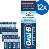 Oral-B Pro-Expert Professional Protection Tandpasta - Voordeelverpakking 12 x 75ml