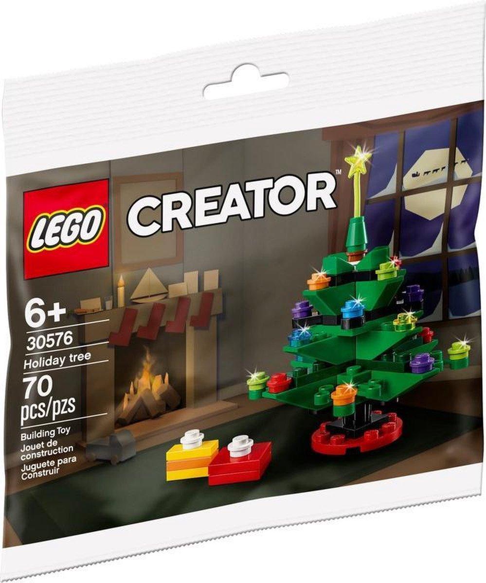 LEGO Polybag - Creator - Weihnachtsbaum