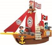 Abrick Piratenschip Set