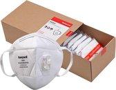 Honeywell H910 Plus Zwart Mondkapjes- Mondmaskers