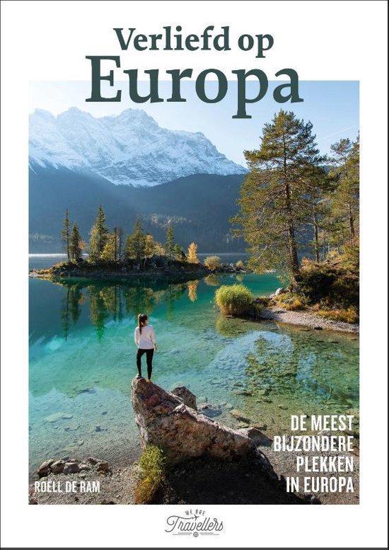 Boek cover Verliefd op Europa van Roëll de Ram (Hardcover)