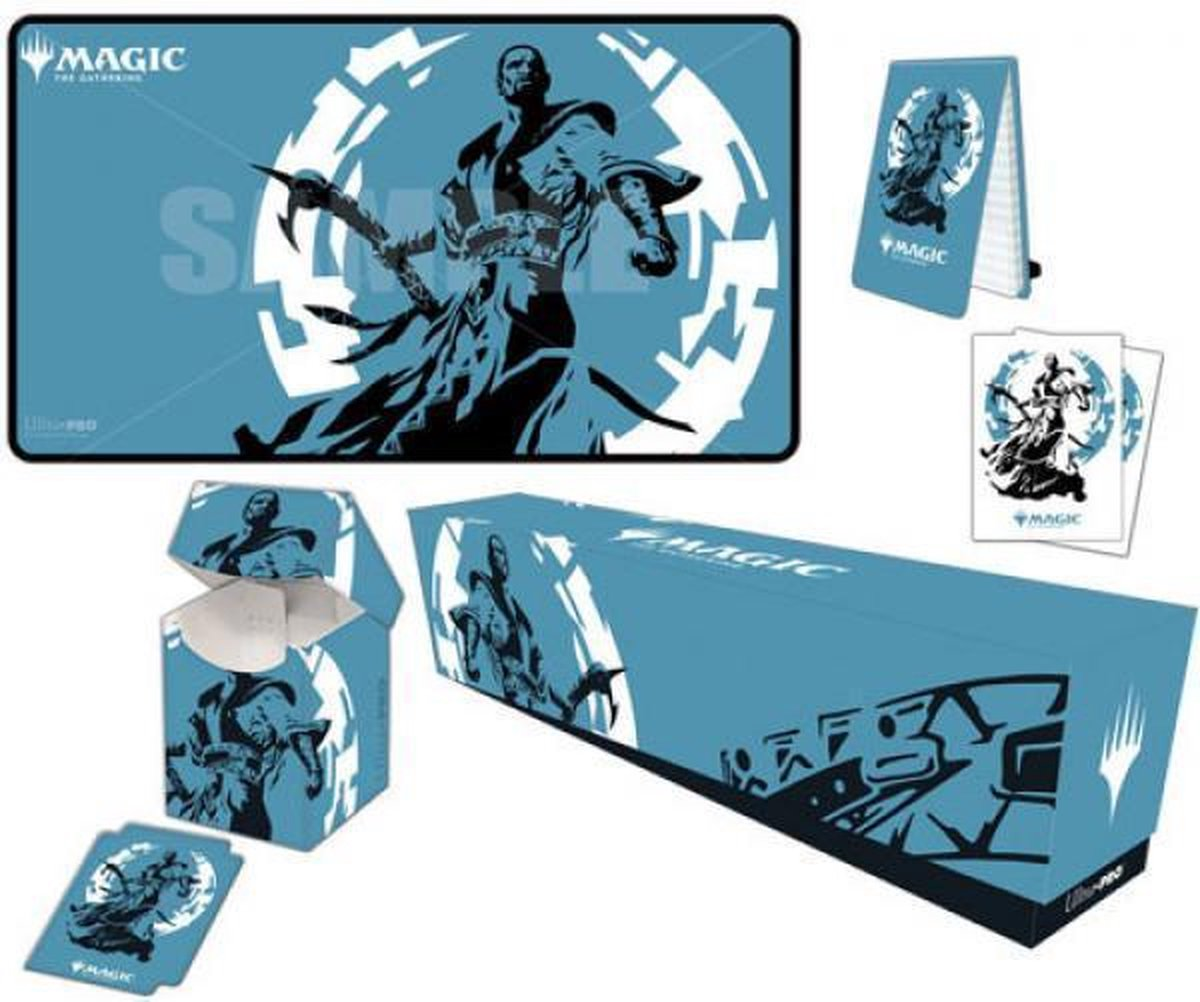 Teferi Accessories Bundle for Magic: The Gathering - Playmat + Sleeves