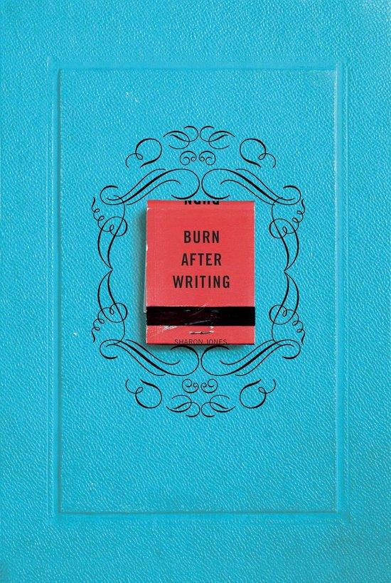 Afbeelding van Burn After Writing