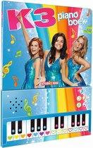 Boek cover K3 Pianoboek van Studio 100 (Hardcover)