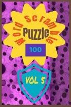 100 Word Scramble Puzzle Vol 5