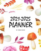 2021-2025 (5 Year) Planner (8x10 Softcover Planner / Journal)