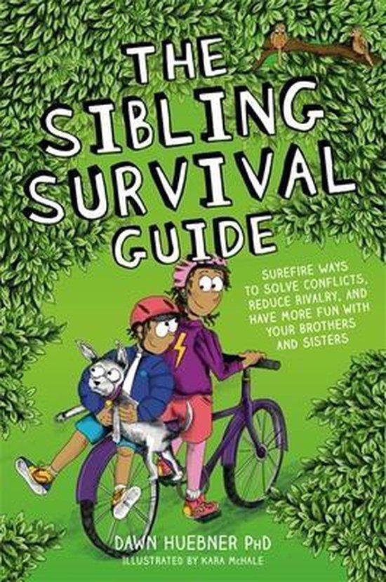Omslag van The Sibling Survival Guide