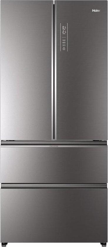 Koelkast: Haier Amerikaanse koelkast HB18FGSAAA, van het merk Haier