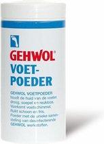 Gehwol Voetpoeder - Bij Zweetvoeten -  Voetverzorging - 100gr