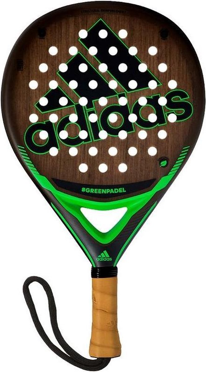 Adidas Greenpadel (Round) – 2021 padel racket