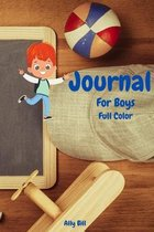 Journal for Boys