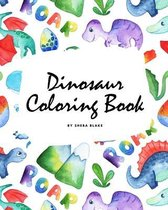 The Scientifically Accurate Dinosaur Coloring Book for Children (8x10 Coloring Book / Activity Book)