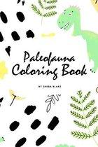 Paleofauna Coloring Book for Children (6x9 Coloring Book / Activity Book)