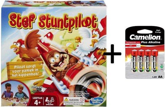 Afbeelding van het spel Stef Stuntpiloot + Batterijen Pack - Bundelpakket