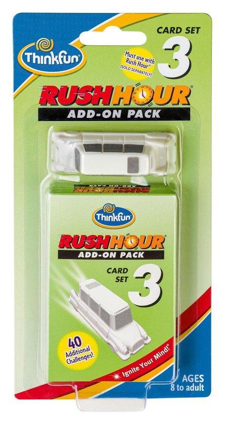 Afbeelding van het spel ThinkFun Rush Hour® Uitbreidingsset 3