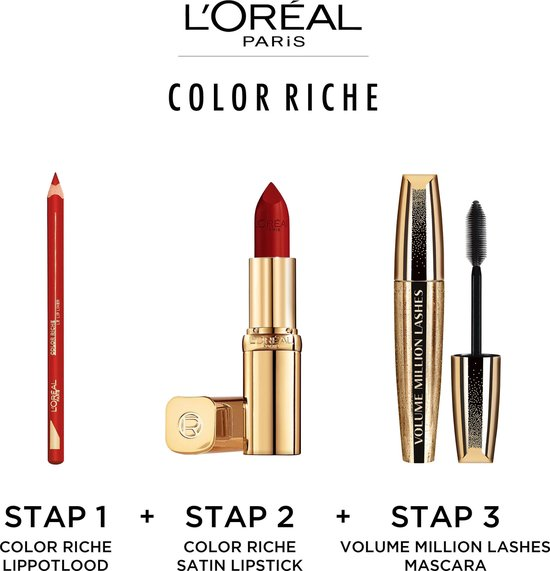 L'Oréal Paris Color Riche Lippenstift - 297 Red Passion