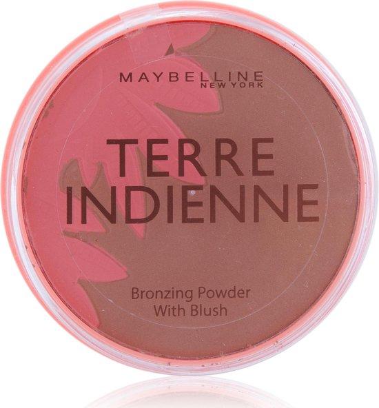 Maybelline Terre Indienne 09 Golden Tropics blush Poeder