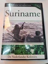 Suriname - de Nederlandse Koloniën (3dvd)