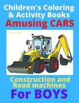 Children's Coloring & Activity Books