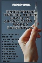 Boek cover Unreported Truths about COVID-19, Cataclysms & World Lockdowns van Allan Barenston