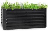 Blum High Grow Straight verhoogde kweekbak 120x60x60cm 432l staal