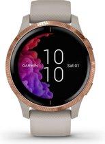 Garmin VENU - Multisport - Smartwatch - Light Sand/Rose Gold
