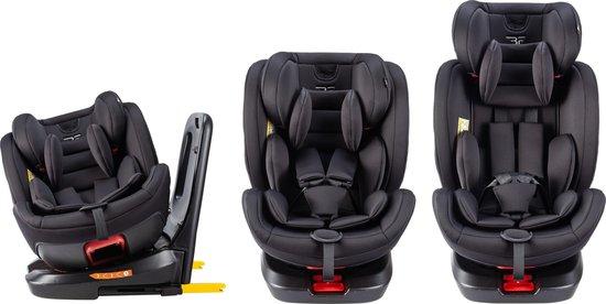 Product: Bebies First Autostoel Rotate - Isofix - Groep 0/1/2/3 - 360 Graden Draaibaar - Zwart, van het merk Bebies First